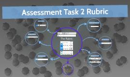 Assessment Task 2 Rubric