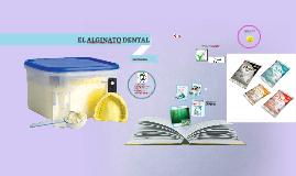 EL ALGINATO DENTAL