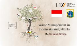 Waste Management Jakarta
