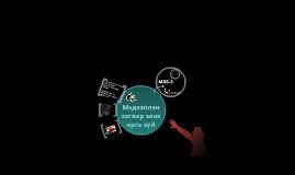 Copy of Copy of Мэдээллэн загвар заах арга зүй