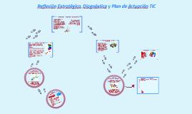 Claves del proceso de Reflexión Estratégica y elaboración del Diagnóstico y Plan de Actuación TIC