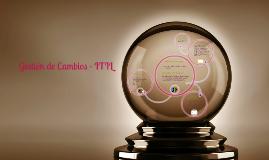 Gestión de Cambios - ITIL