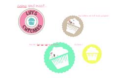 Maak kennis met Lily's Cupcakes