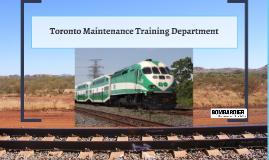Copy of Copy of Track Maintenance