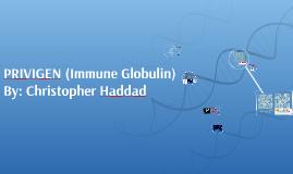 Privigen (Immune Globulin)
