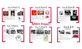 Prezi Presentsation World History