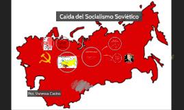 Caída del Socialismo soVIÉTICO