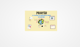 AQA GCSE - Prayer