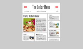 The Dollar Menu