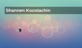 Shannen Koostachin
