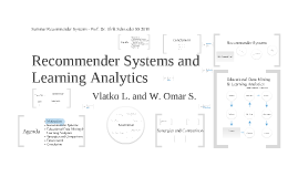 Copy of Recommender Systems and Learning Analytics