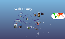 Qui est walt Disney