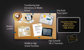 Special Education Transition Skills