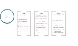 C1 - Fronting, inversion & cleft sentences