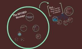 KFCSED Strategy