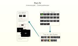 The Language of Film, Part IV