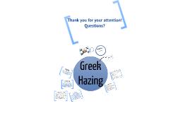 Copy of New Member Hazing Presentation 2017
