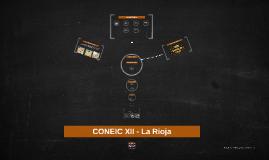 CONEIC XII - La Rioja