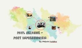 PAUL CEZANNE -