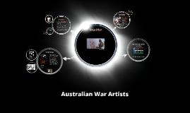 Official war artists