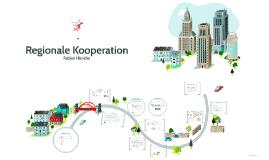 Regionale Kooperation