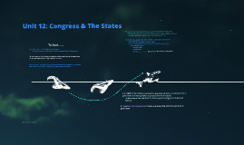 Unit 12: Congress & The States