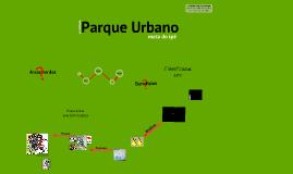 Revitalização Parque Urbano