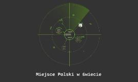 Copy of Miejsce Polski w świecie