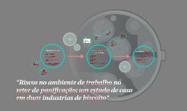"""Copy of Artigo:  """"Riscos no ambiente de trabalho no setor de panific"""