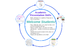 Academic Presentation Skills Administrative Introduction