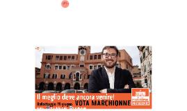 10 azioni per i prossimi 5 anni - Paolo Marchionne Presidente