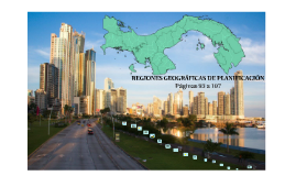 Copy of REGIONES GEOGRÁFICAS DE PLANIFICACIÓN