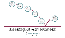Meaningful Achievement