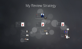My Review Strategy