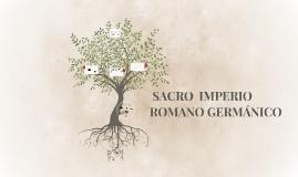 IMPERIO ROMANO GERMÁNICO