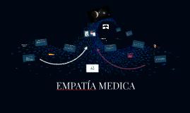 EMPATÍA MEDICA