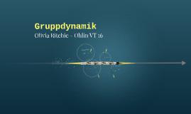 Gruppdynamik