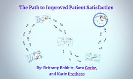 The Path to Improved Patient Satisfaction