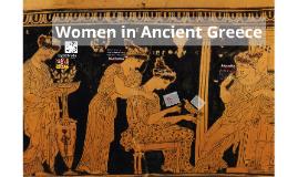 Ancient Rhetorical Theory: Lysistrata & Women in Ancient Greece