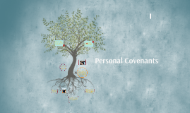 1st Personal Covanant