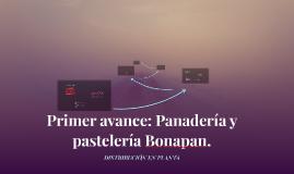 """Copy of Panadería y pastelería """"Bonapan""""."""
