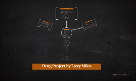 Drug Project by Lizzy Miles