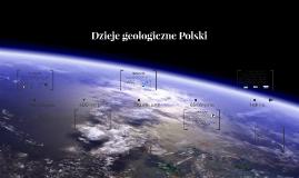 Dzieje geologiczne Polski