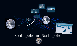 Copy of South pole and North pole