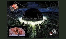 Präsentation Apokalypse und Dystopie