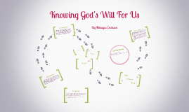 Planning 10- Knowing God's Will