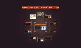 Copy of ETAPAS DE HIGIENE Y LIMPIEZA EN LA COCINA