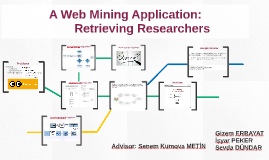 Copy of A Web Mining Application: