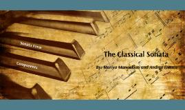 The Classical Sonata