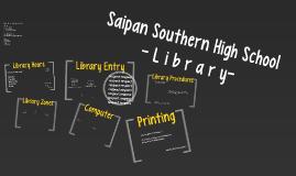Saipan Southern High School